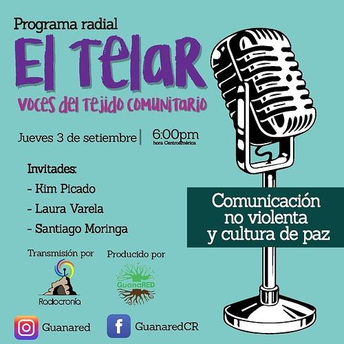 El_telar_jueves_03_setiembre_Comunicacion_no_violenta