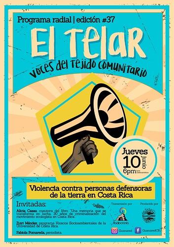 El_Telar_No_37_Violencia_contra_personas_defensoras