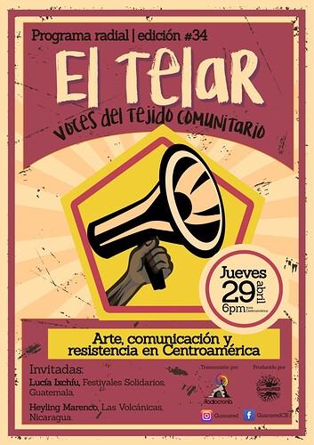 El_Telar_34_Arte_comunicacion_y_resistencia_en_Centroamerica